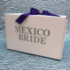 Diamante Mexico Bride